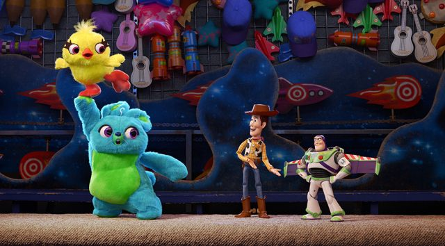 Still from 2D TOY STORY 4