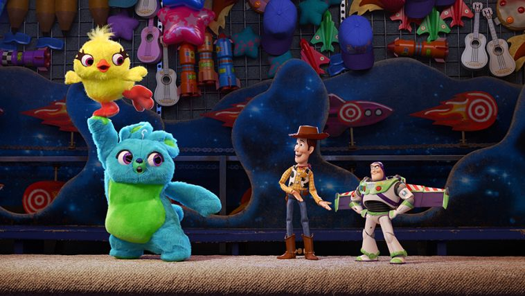 2d Toy Story 4 Alamo Drafthouse Cinema