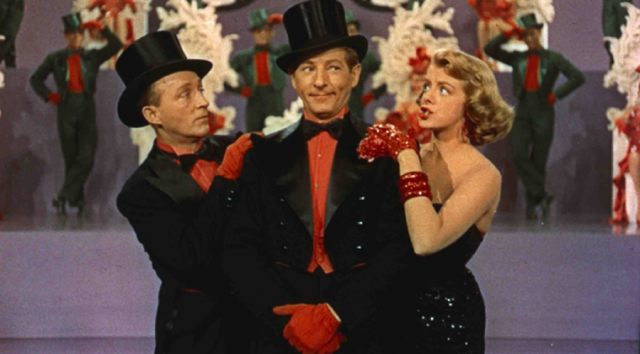 Still from WHITE CHRISTMAS Sing-Along